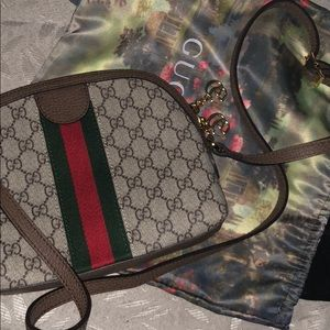 e5aab4c1694ee8 Gucci Bags | 100 Authentic Linea Dragoni Shoulder Bag | Poshmark